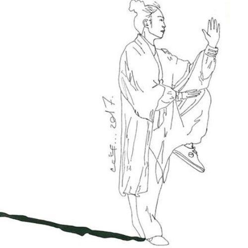 Maitre Ke Wen